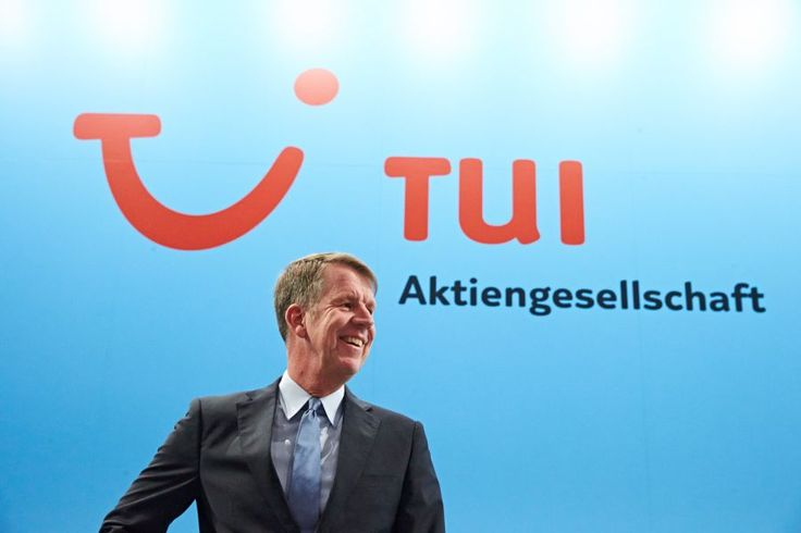 TUI Group: Fritz Joussen Becomes Sole CEO