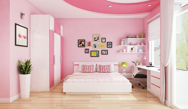 girl bedroom - view 1 P/s: Chi Chau - Bien Hoa