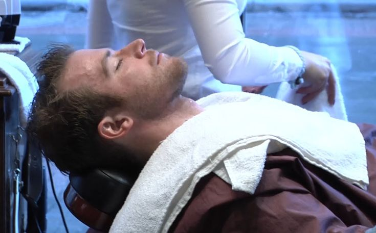 The ninja goes ASMR with this relaxing shave video. #asmr #relaxation @Wellki Health