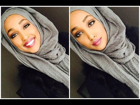 HIJAB FOR YOUR FACE SHAPE | Hanna MK - YouTube