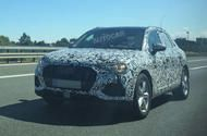 Next Audi Q3 to gain more tech and plug-in hybrid variant  As evidenced in these images the new Audi receives more distinctive styling than the current six-year-old model  Prototypes of the third-generation Q3 have been spotted testing; it will go on sale in mid-2018  Prototype versions of Audis second-generation Q3 have been spied undergoing testing by Ingolstadt engineers less than a year before the new SUV is due to go on sale in the UK.  Sporting a sharpened appearance new underpinnings…