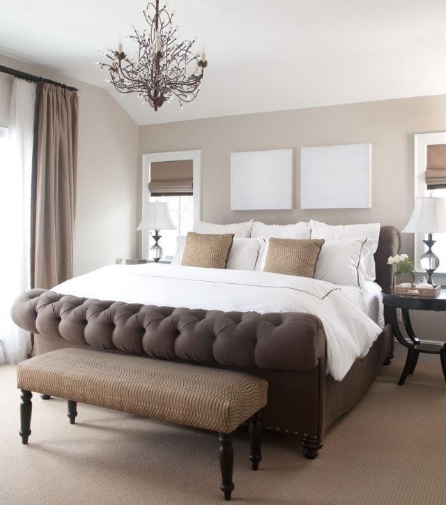 Three Euro pillows for a king size bed.  #justcallmargystaging #pillowspillowspillows