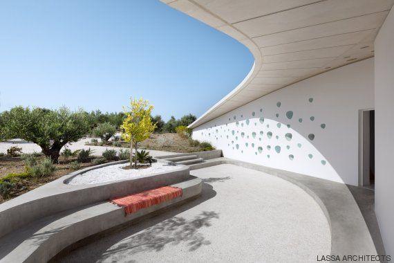 Μια βίλα στη Φοινικούντα βάζει την Πελοπόννησο στο χάρτη της σύγχρονης, συναρπαστικής αρχιτεκτονικής