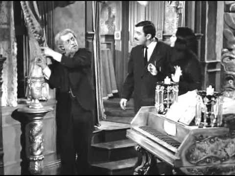 La Familia Addams -El hombre del espacio Parte 2