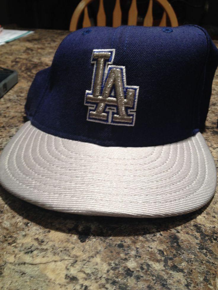 L.A. Dodgers Alternate New Era Fitted Hat/Cap 7 1/4 Rare #NewEra #LosAngelesDodgers