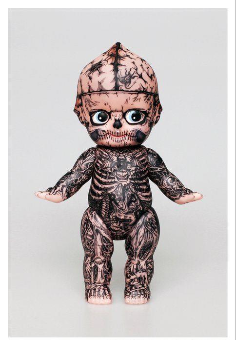 Black Baby Doll Tattoo: 23 Best Yoda Images On Pinterest
