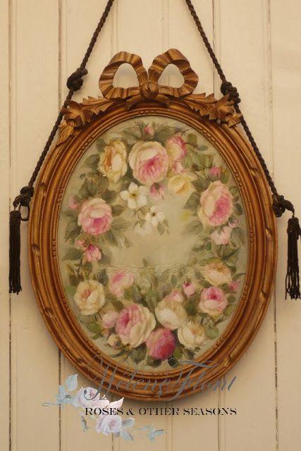 17 best helene flont images on pinterest | workshop, painted roses