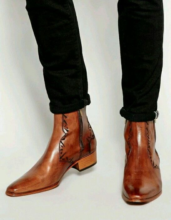 Jeffery West Boots