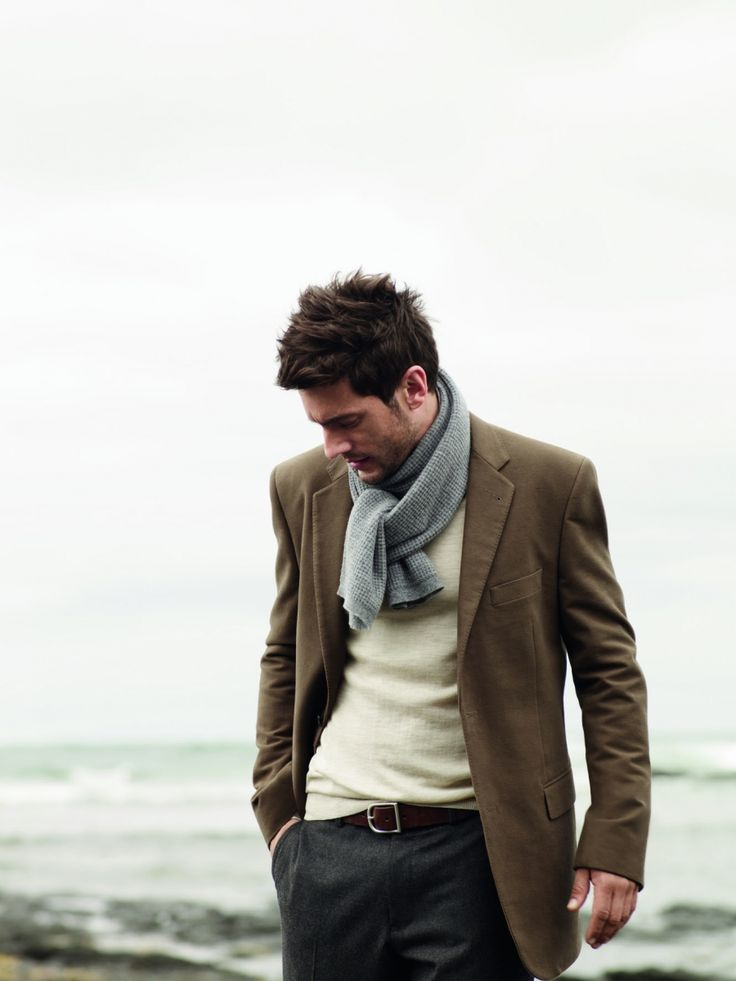 Scarves are a win.