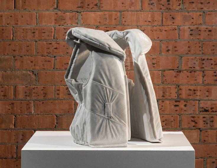 alex seton renders life-sized marble objects