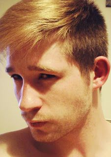 Hair 166 Mens Ombre Dip Dye Groom Him Mens Grooming