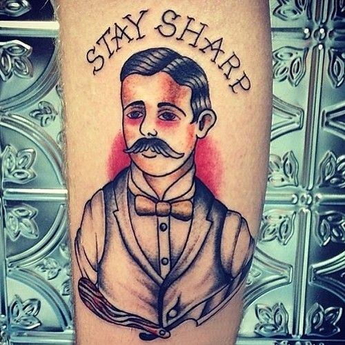 Barber Ink : 1000+ images about Barbershop Ink on Pinterest Ink, Barbers pole ...