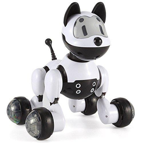 Oferta: 48.99€ Dto: -59%. Comprar Ofertas de SmartEra® Gesto de la detección inteligente electrónica animal doméstico del perro robot de juguete barato. ¡Mira las ofertas!