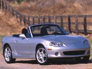 2004 Mazda MX-5 Miata Convertible 2D Used Car Prices - Kelley Blue Book