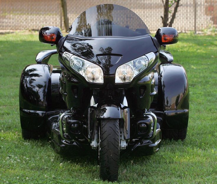 What are some different types of trike accessories?