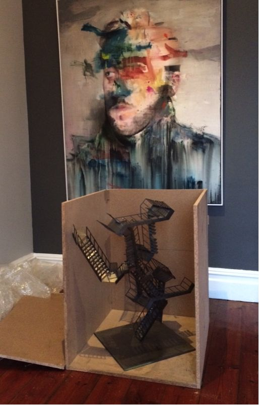 Christmas comes early for the gallery this Friday! Introducing our new sculptural artist Jake Michael Singer.
