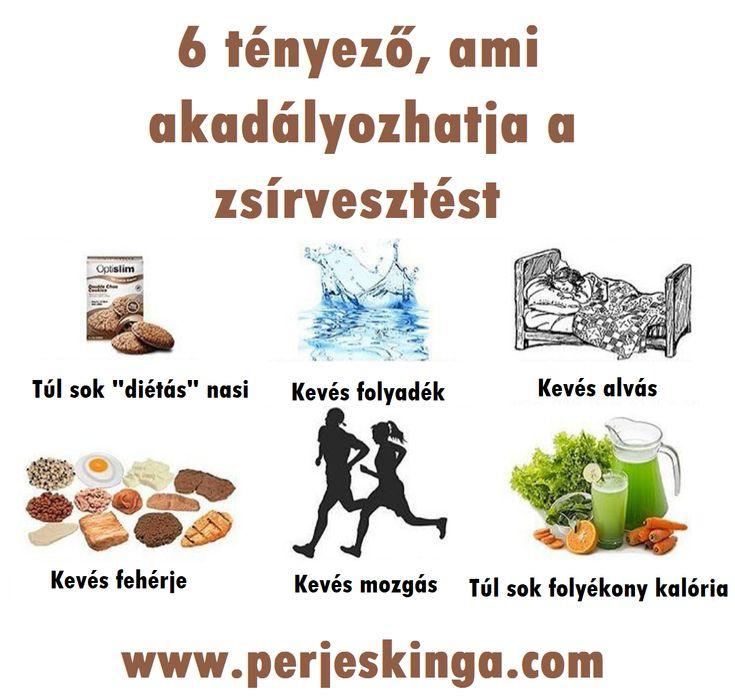 6 tényező, ami akadályozhatja a zsírvesztést || www.perjeskinga.com