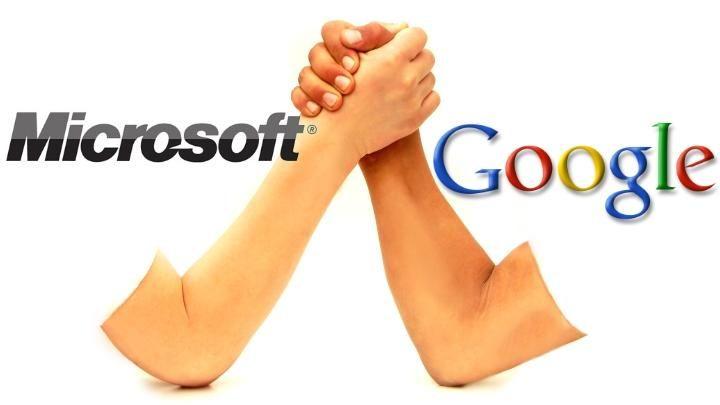 Google: Nokia e Microsoft fanno alzare i prezzi dei dispositivi Android