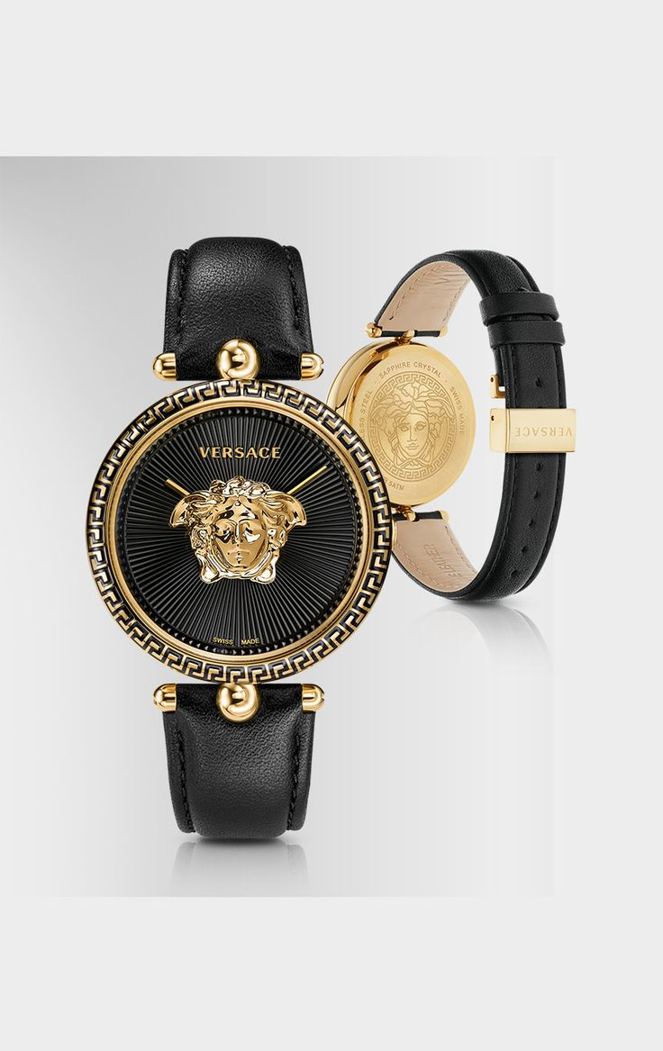 Discover the new Versace Women's Watches line. Enjoy your time with a luxury watch, available on the Versace Online Store.