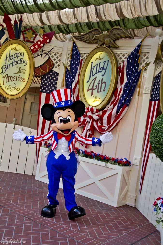 Disneyland celebrates Independence Week with fireworks, food and fun