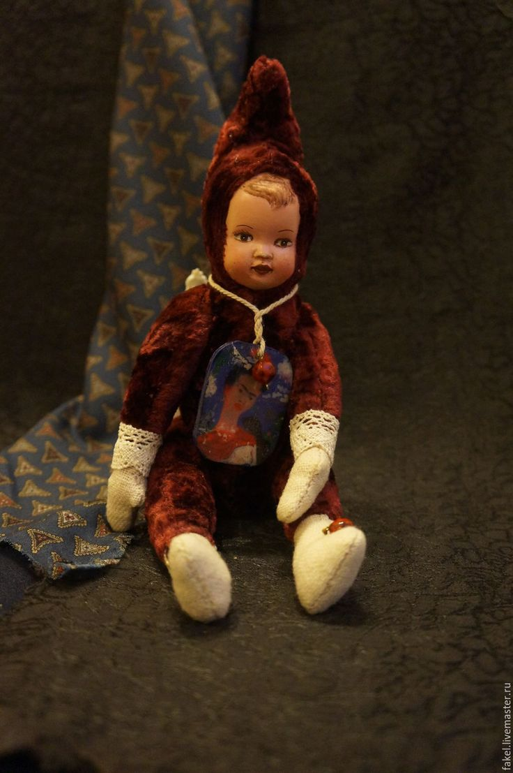 Buy Teddy-doll in an antique style - teddy-doll, antique style, doll