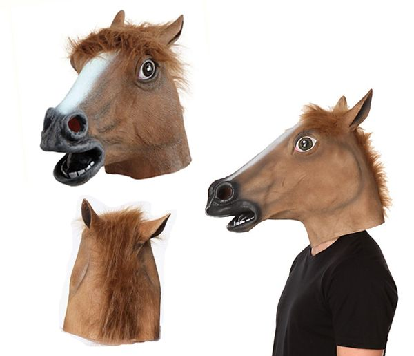 Get #now a #horse head #mask and get #ready for the next #google #earth update CHECK OUT #followus Just at www.dealbang.ca #halloween #party #costume #head #cheap #deals #foryou #buywithconfidence #quality #onlineshop #onlinedeals #savingmoney