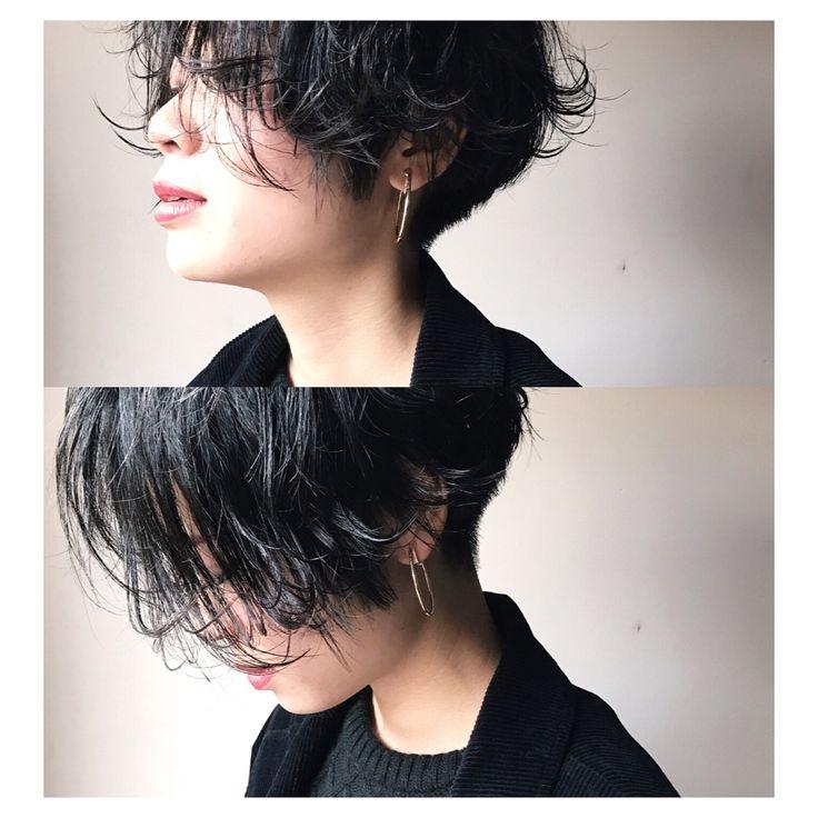 ヘアスタイル おしゃれまとめの人気アイデア Pinterest 友美子 覺野