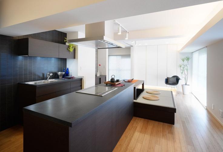 キッチンと並びバージョン。
