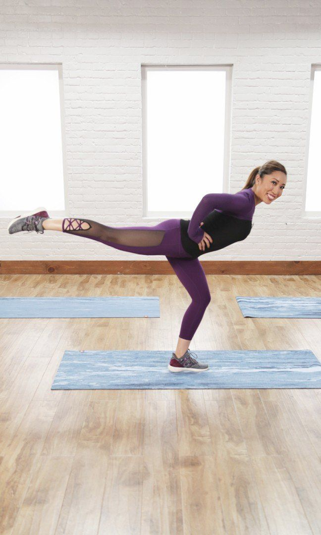 The Ultimate Quick Booty Lift and Tone Workout