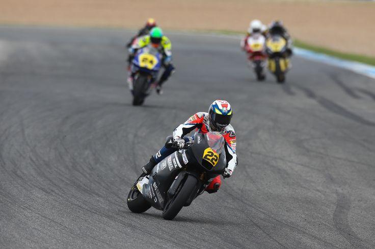 Federico Fuligni - CEV 2015 - Round 6 @ Jerez