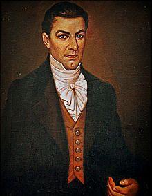 Manuel José Arce fue el primer presidente de las Provincias Unidas de Centroamérica, y se declaró la República de El Salvador en 1841.