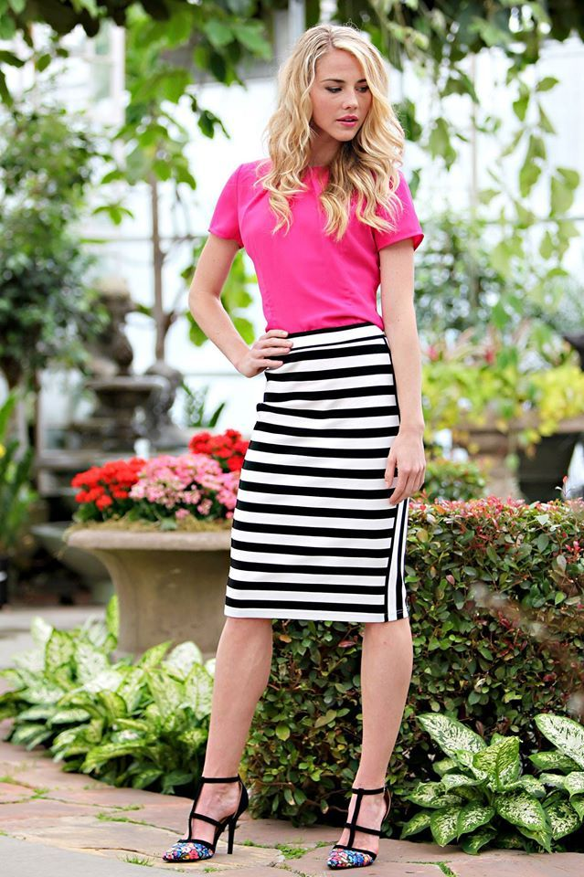 Tons of new trendy modest skirts online now. Come visit us at www.sierrabrooke.com Modest Skirts/ Modest Clothes/ Trendy Modest Clothing/ Modest Fashion/ Floral Skirts/ Modest Apparel