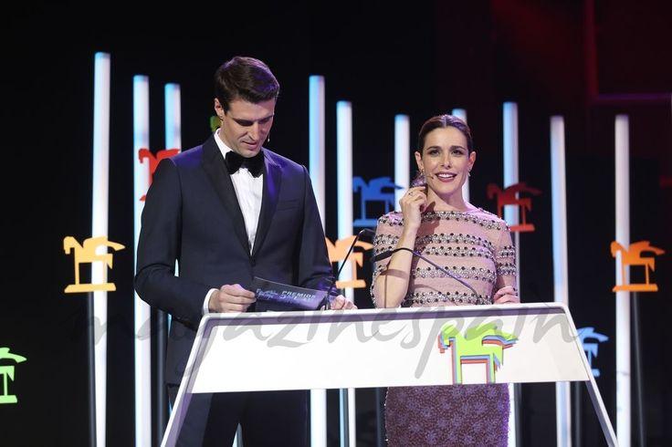 Premios Ondas 2016 - Uri Sabat y Raquel Sánchez Silva