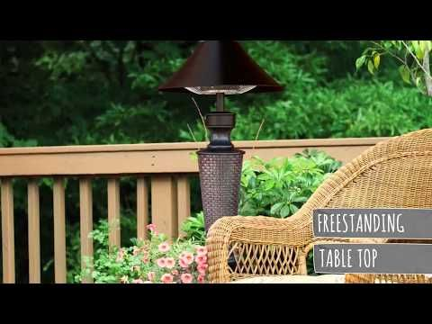 10 Best Patio Heater (Feb. 2018) - Reviews and Guide