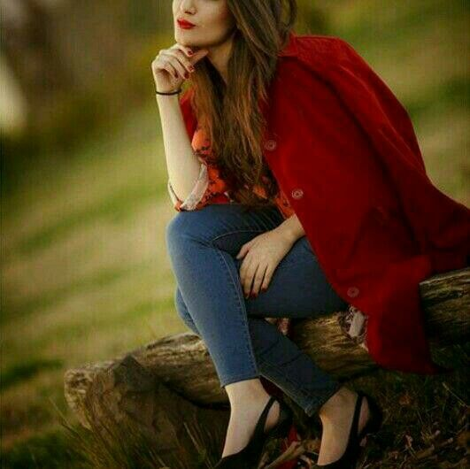 Love This Colour  Girl Attitude, Cute Girl Pic, Girl Fashion-9296