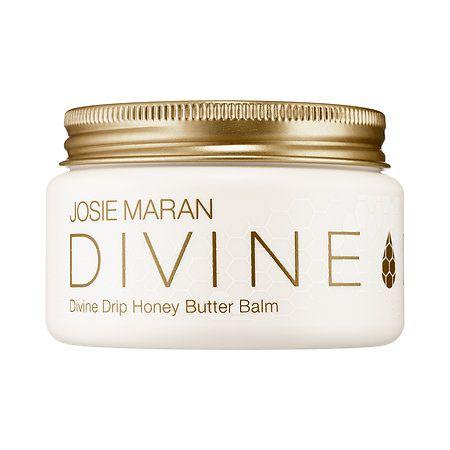Shop Josie Maran's Divine Drip Argan Oil and Honey Butter Balm at Sephora.