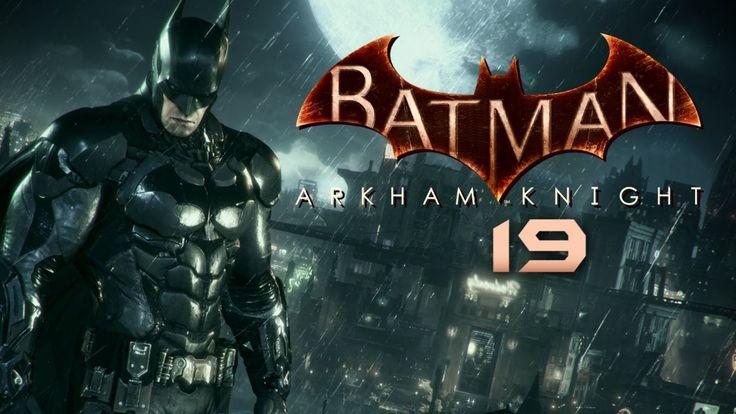 Batman: Arkham Knight (#19) Psychoza w teatrzyku