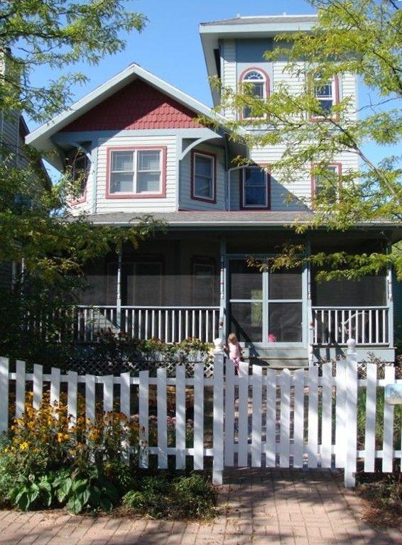 House vacation rental in Michigan City  - Sheridan Beach