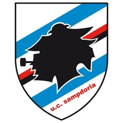 Sampdoria crest. #Sampdoria