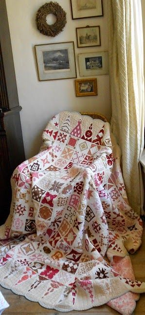Supergoof Quilts: Nearly Insane