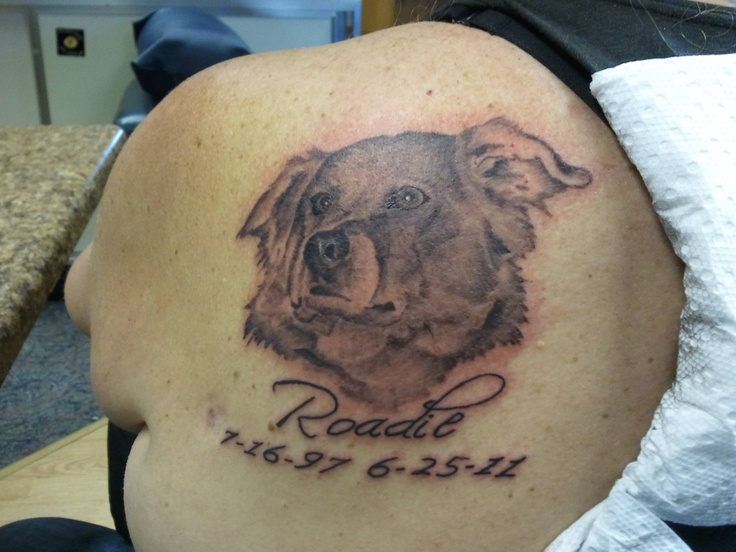 40 best images about dog tattoo on pinterest wolf for Tattoos in remembrance of dog