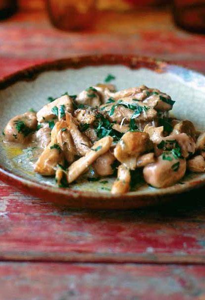maronen gnocchi mit steinpilzen fall recipes herbstrezepte pinterest paleo italienisch. Black Bedroom Furniture Sets. Home Design Ideas