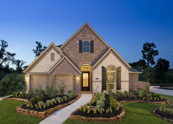 11 Best Jacobs Reserve Model Home Design 2395w Images On Pinterest Perry Homes Model Homes