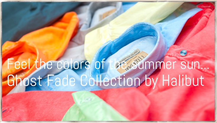 Ghost Fade Collection by Halibut, only at www.halibutwear.com