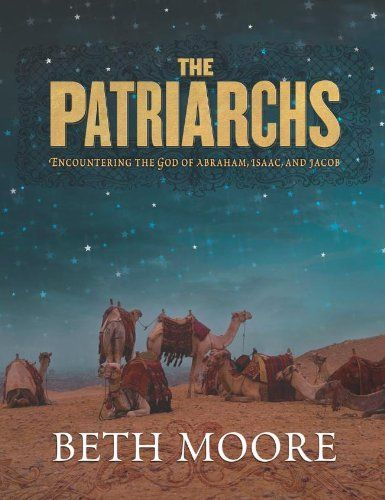 The Patriarchs: Encountering the God of Abraham, Isaac and Jacob by Beth Moore, http://www.amazon.com/dp/0633099066/ref=cm_sw_r_pi_dp_7zEIpb18PSP4F