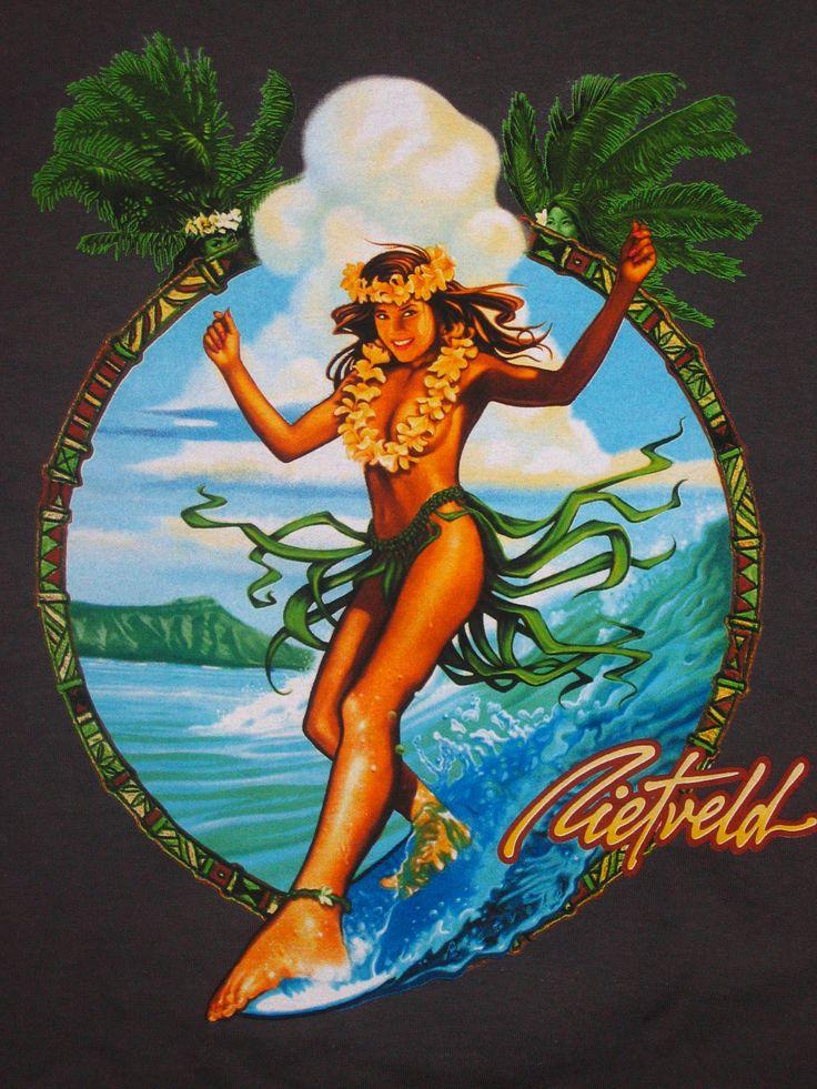 Surf Board Art   Rietveld USA Surf Wear   Hard to find Rietveld Surf Wear http://www.behance.net/tristan-olphe