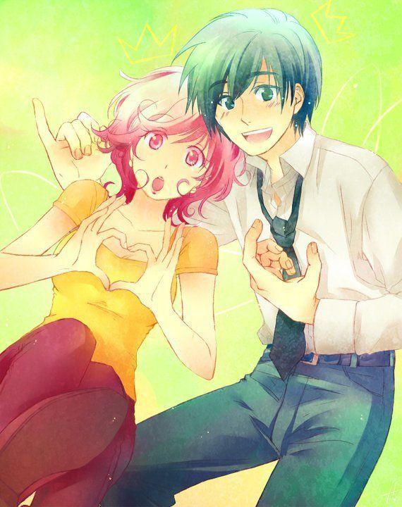 Regular Show Anime | ICHIGO CHAN: mas caricaturas de infancia versión anime