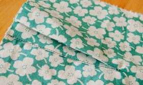 basic sewing: Continuous Bound Placket