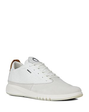 4b96494e12 GEOX MEN'S AERANTIS LACE-UP SNEAKERS. #geox #shoes   Geox in 2019 ...