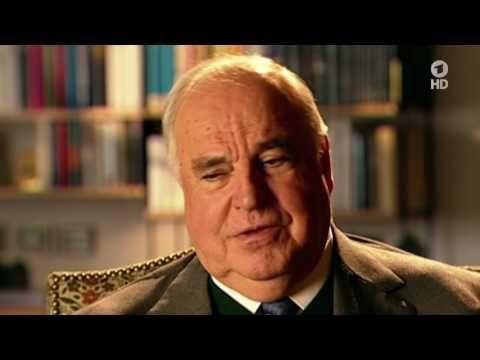 ARD -Interview-Reihe mit Helmut Kohl Teil: 3. Wendejahre 1989 / 90